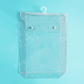 透明PVC衣架袋