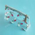 拉链PVC车缝袋