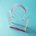 PVC手挽袋透明袋子